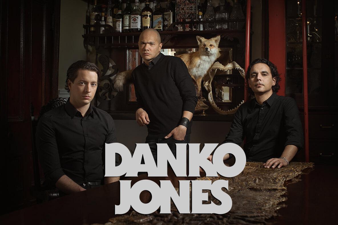 Danko Jones confirmed for HoM 2018