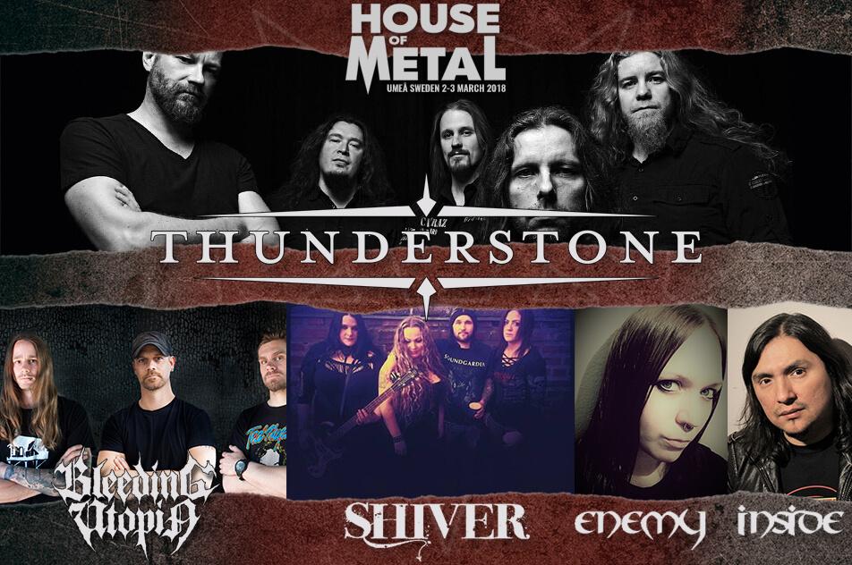 Thunderstone announced for HoM 2018