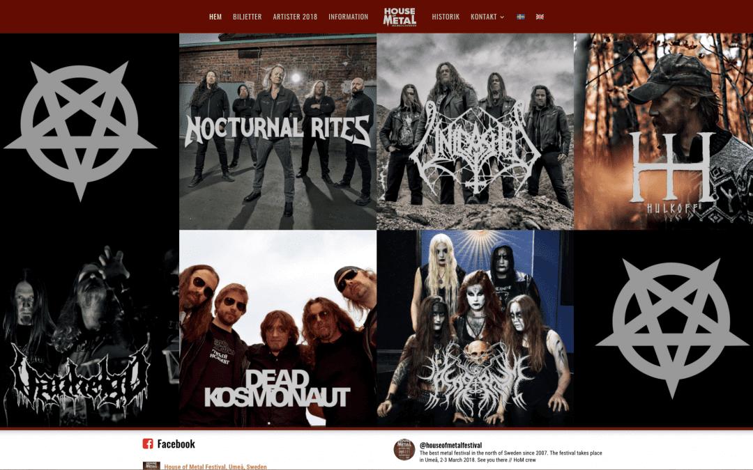 Ny webb lanserad