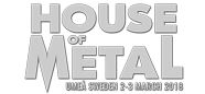 House of Metal 2-3 March 2018